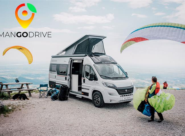 We launched Mango Drive - a platform for sharing caravans and motorhomes